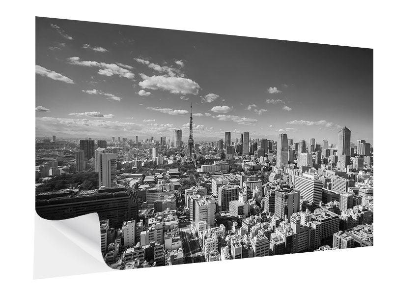 Klebeposter Tokio