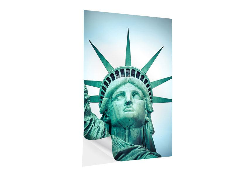 Klebeposter Statue of Liberty