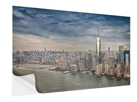 Klebeposter Skyline Manhattan