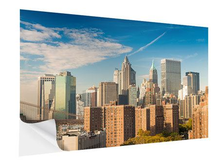 Klebeposter Skyline New York