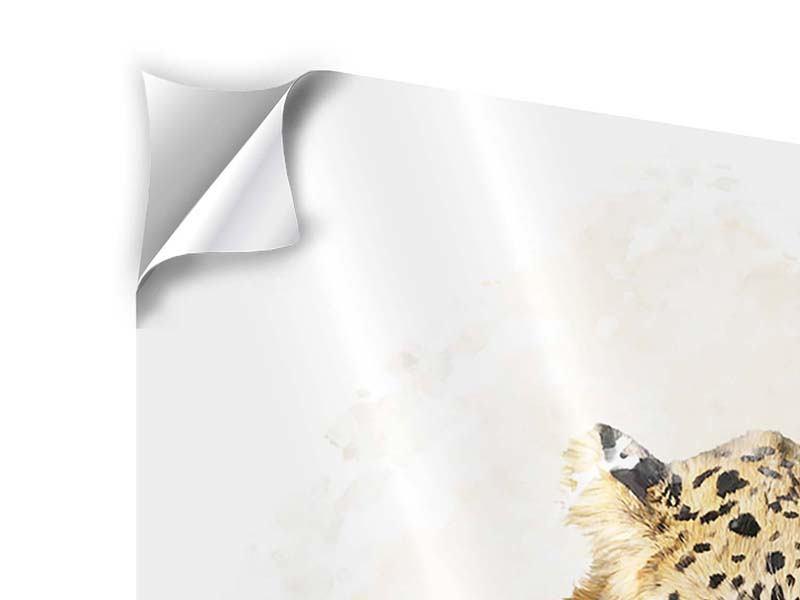 Klebeposter Luxgemälde