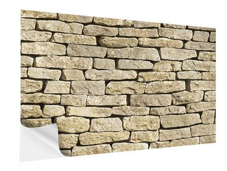 Klebeposter Alte Mauer