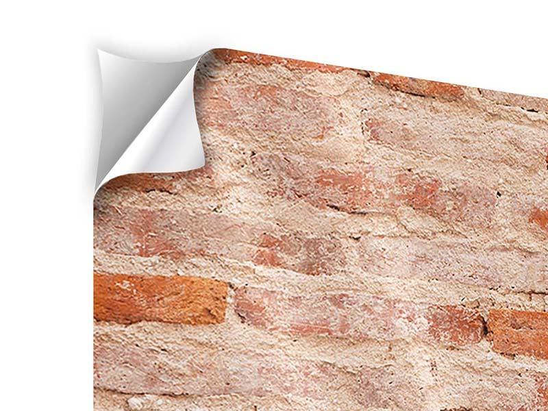 Klebeposter Mauerwerk