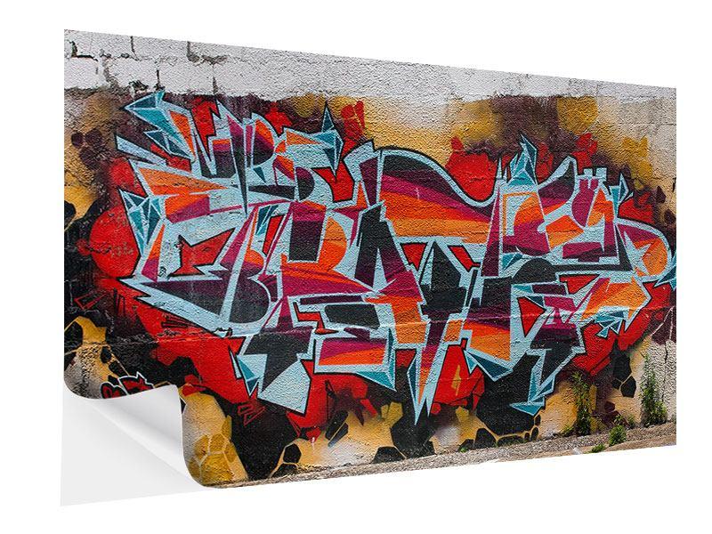 Klebeposter New York Graffiti