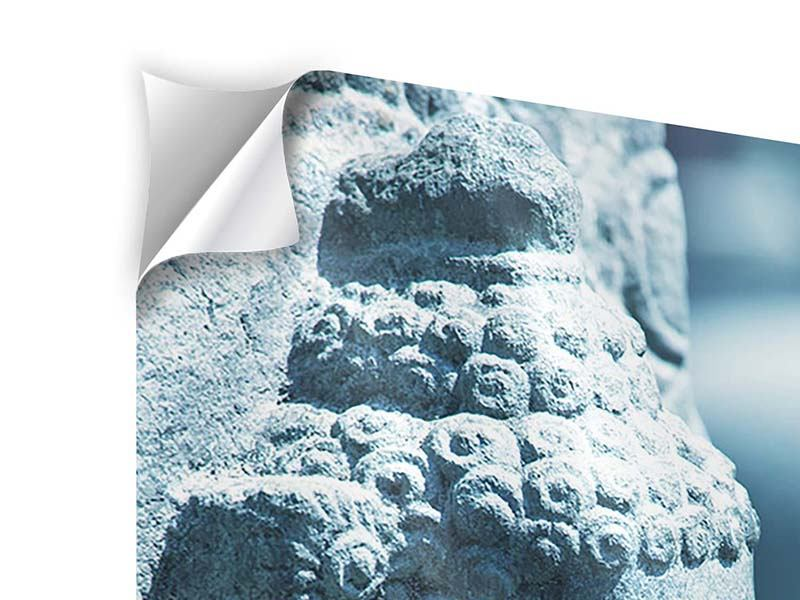 Klebeposter Siddharta