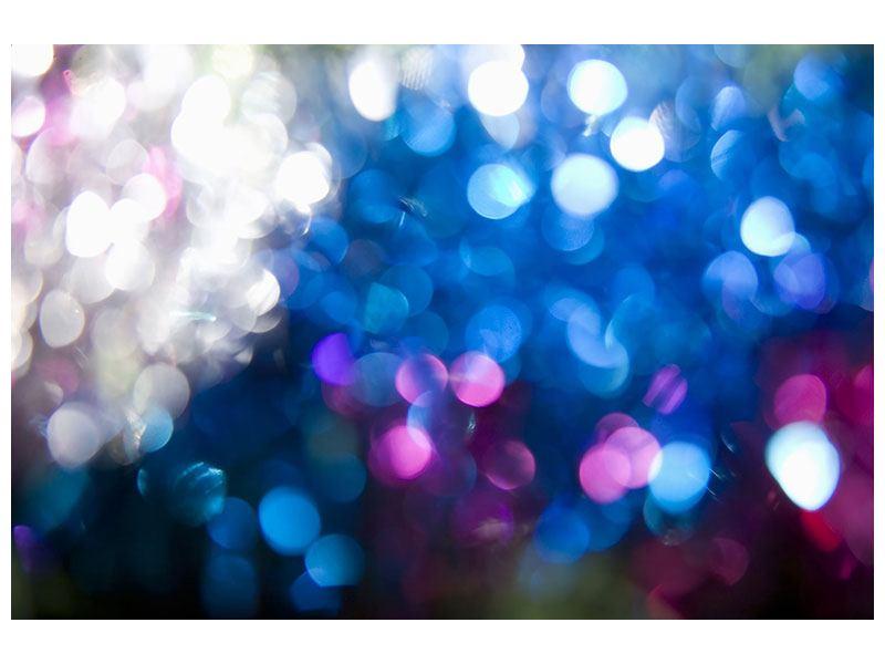 Klebeposter Abstraktes Licht