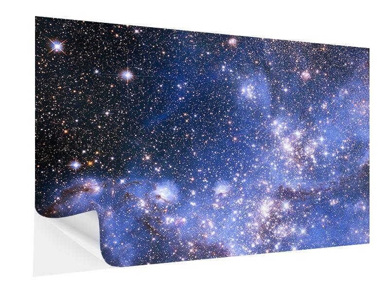 Klebeposter Sternenhimmel