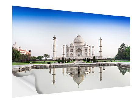 Klebeposter Taj Mahal