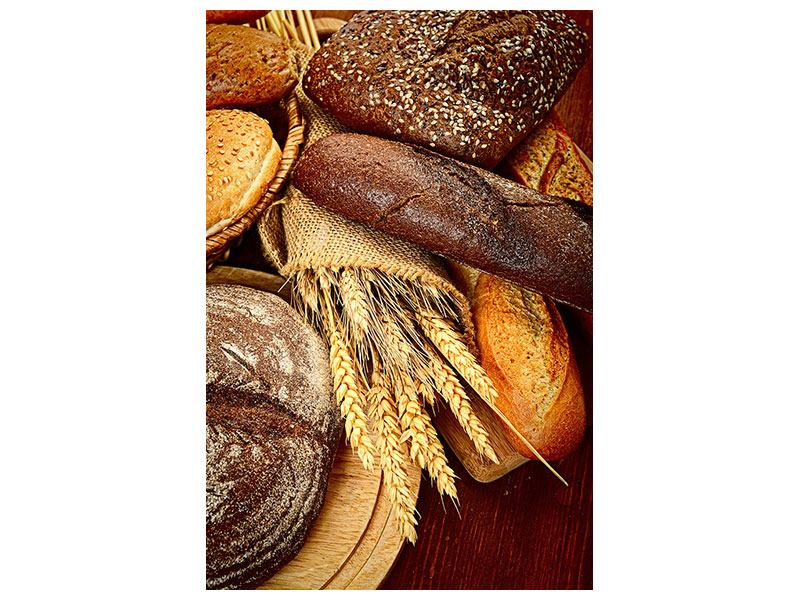 Klebeposter Brote