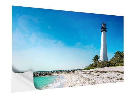 Klebeposter Cape Florida Ligthhouse