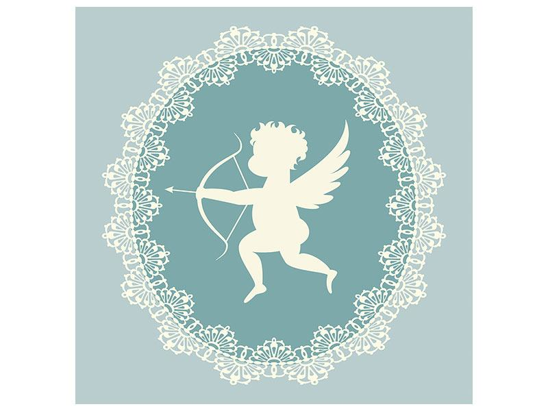 Klebeposter Engel Amore