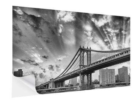 Klebeposter Manhattan Bridge