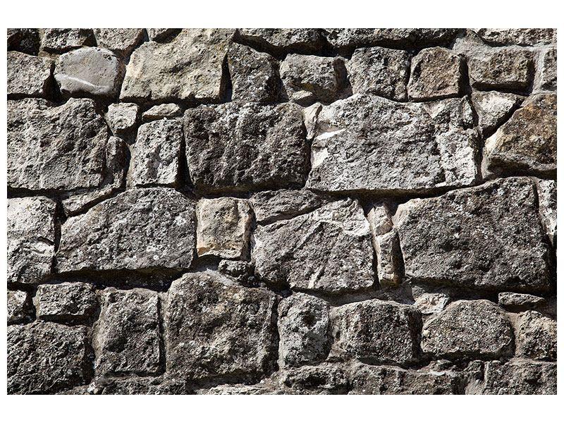 Klebeposter Grosses Mauerwerk
