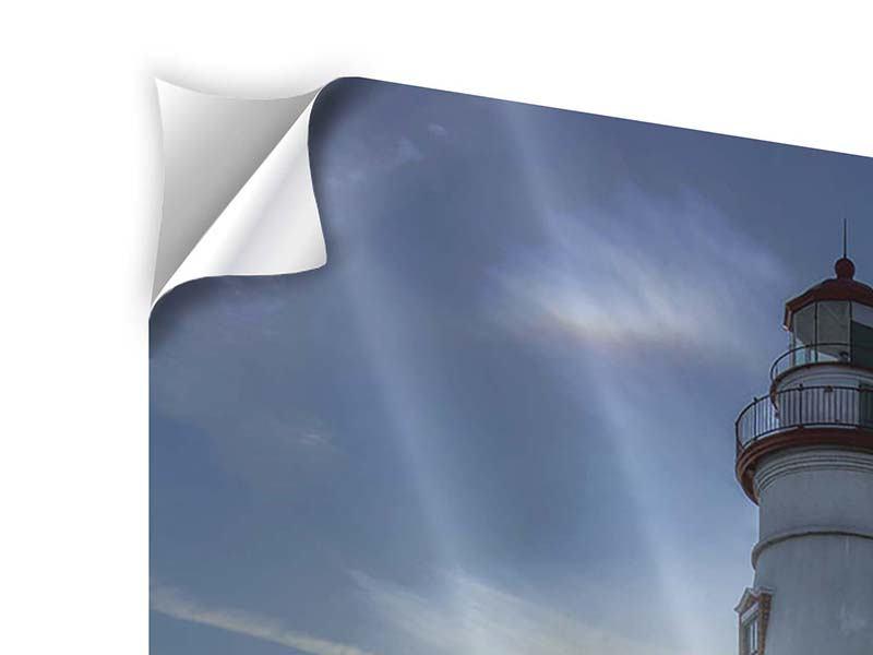 Klebeposter Marblehead Leuchtturm