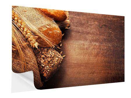 Klebeposter Frische Brote