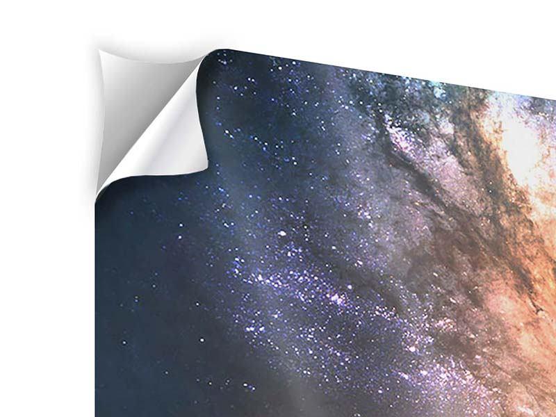 Klebeposter 5-teilig Universus