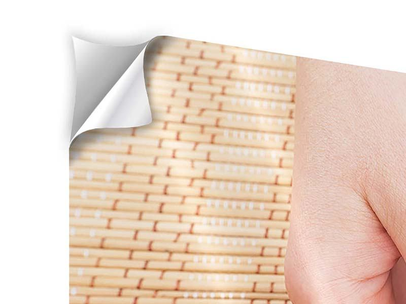 Klebeposter 5-teilig modern Schöne Füsse
