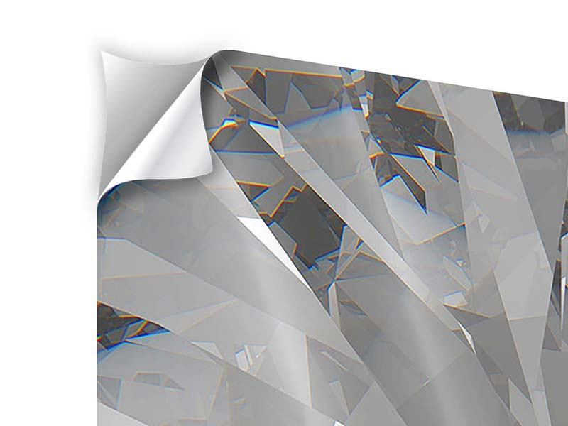 Klebeposter 9-teilig Riesendiamant