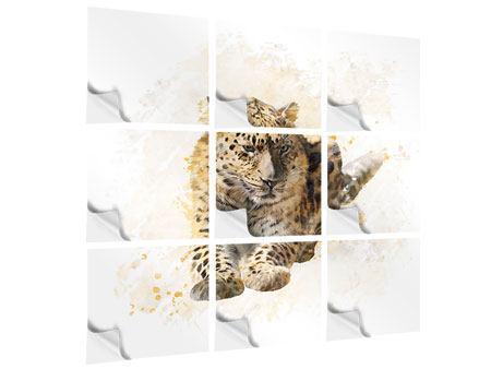 Klebeposter 9-teilig Luxgemälde