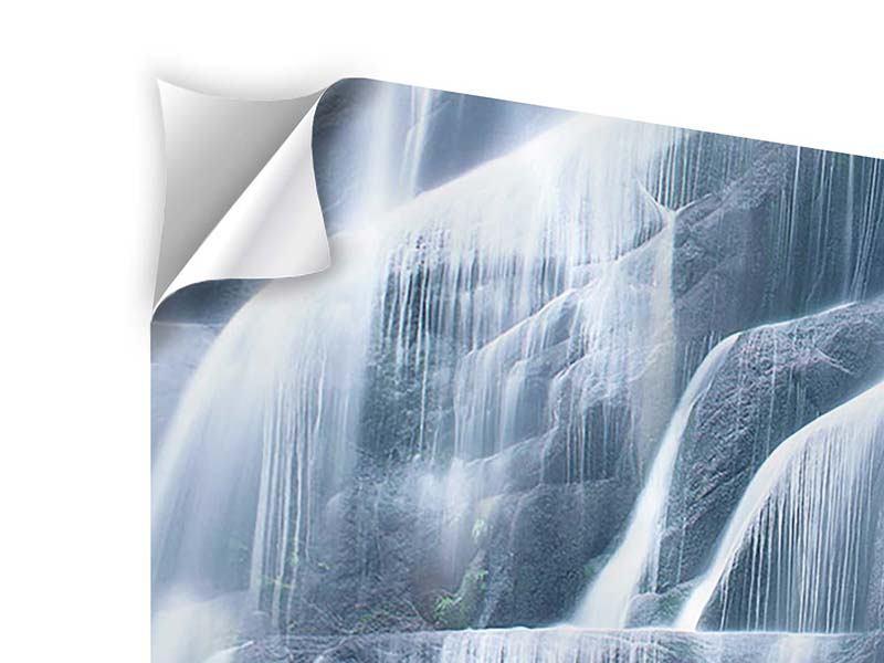 Klebeposter 9-teilig Waterfall