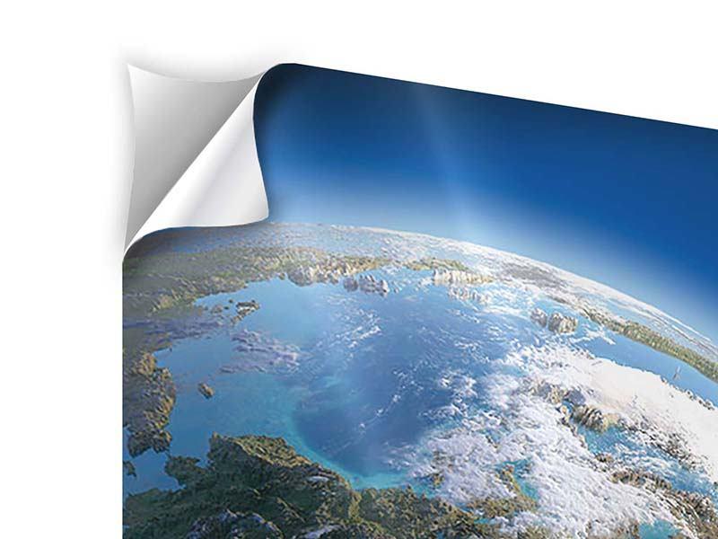 Klebeposter 9-teilig Die Erde
