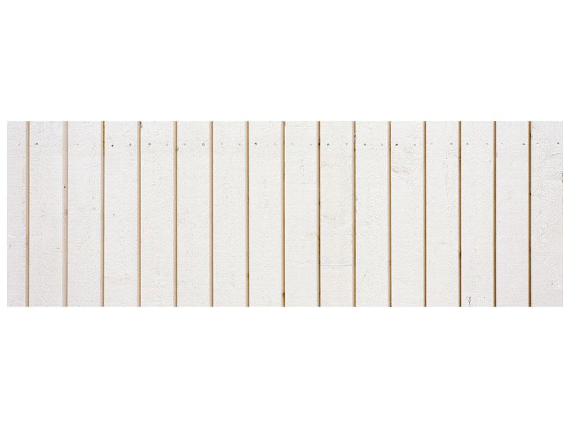 Leinwandbild Panorama Mediterranes Holz