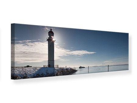 Leinwandbild Panorama Sailing