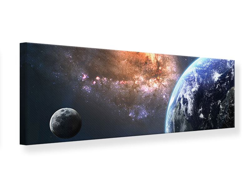 Leinwandbild Panorama Universus