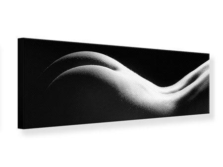 Leinwandbild Panorama Nude