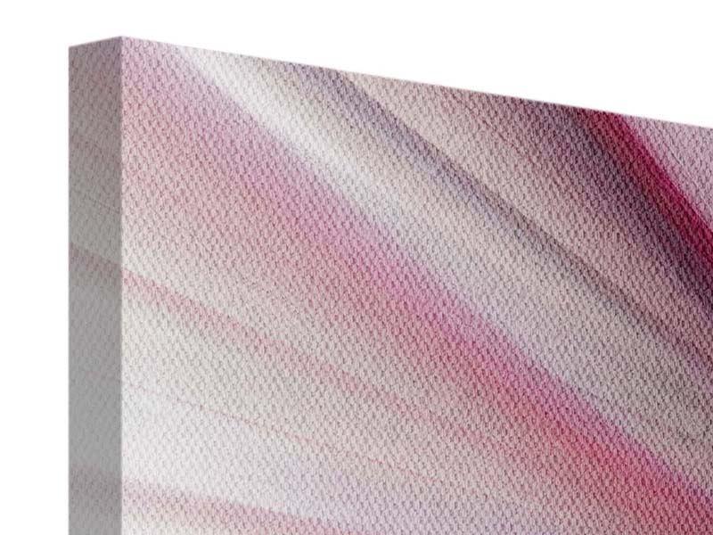 Leinwandbild Panorama Abstraktes Lichterleuchten