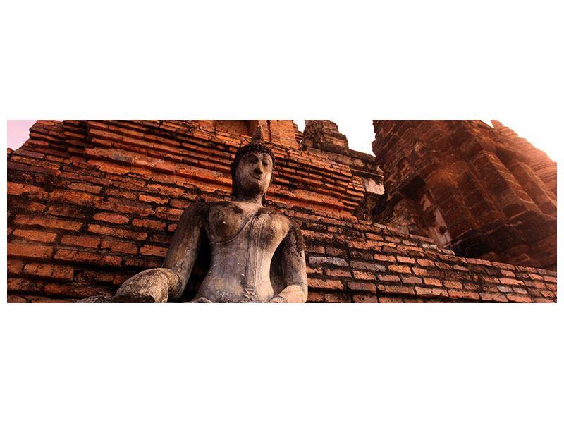 Leinwandbild Panorama Sukhothai