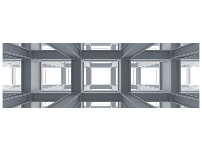 Leinwandbild Panorama Räume