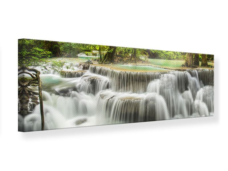 Leinwandbild Panorama Erawan