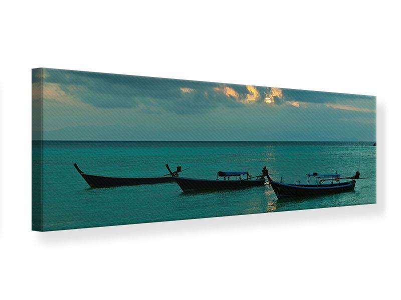 Leinwandbild Panorama Ozean