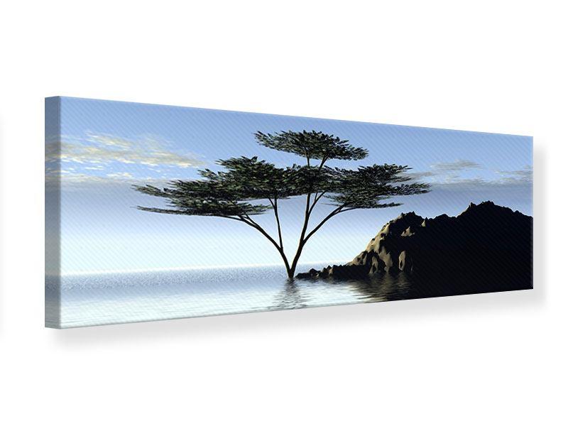 Leinwandbild Panorama Naturfaszination