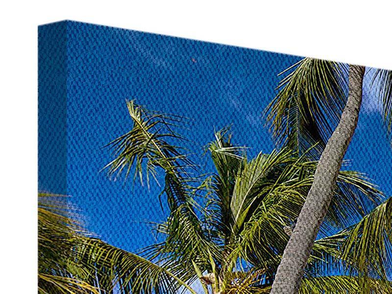 Leinwandbild Panorama Mauritius