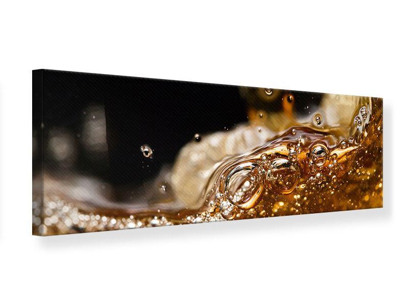 Leinwandbild Panorama Cognac