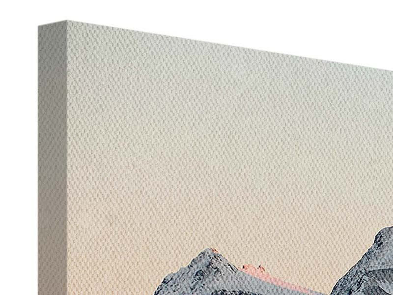 Leinwandbild 3-teilig Die Antarktis