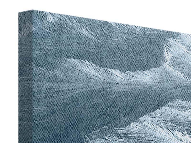Leinwandbild 3-teilig Eis