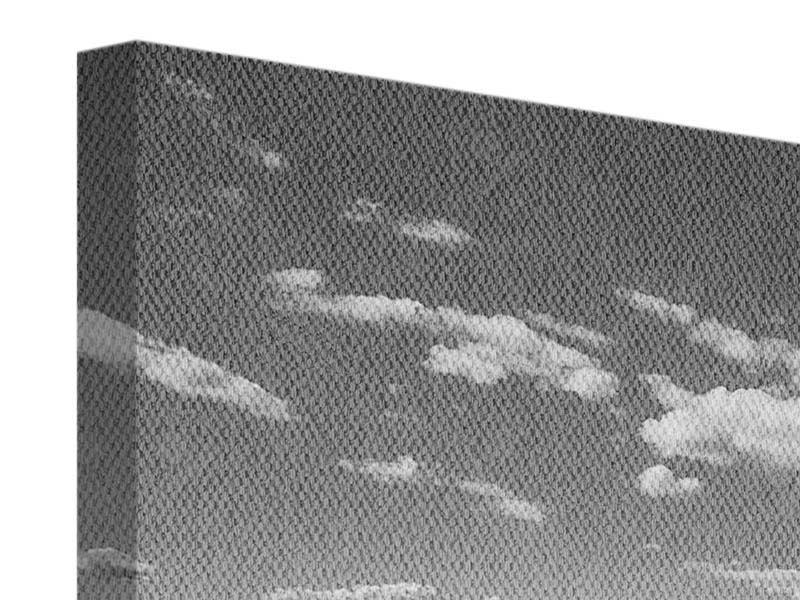 Panorama Leinwandbild 3-teilig Tokio