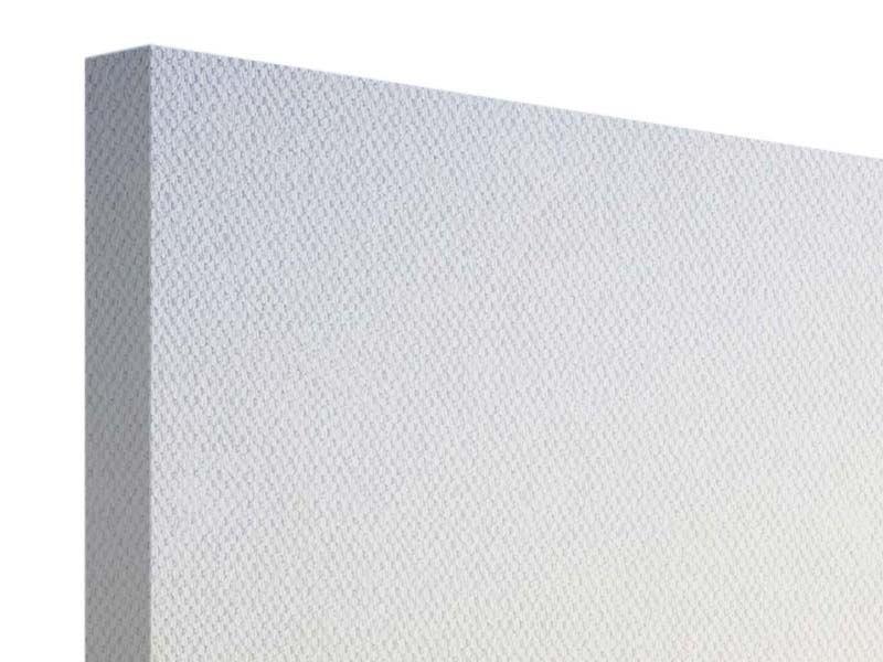 Leinwandbild 3-teilig modern Rennstrecke