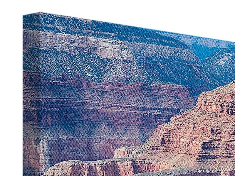 Leinwandbild 3-teilig modern Gran Canyon