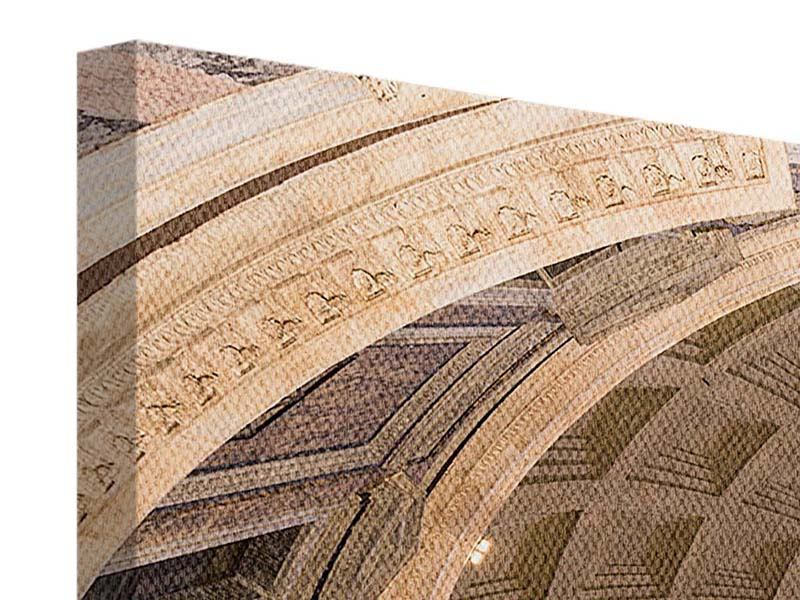 Leinwandbild 4-teilig modern Petersdom