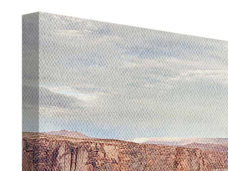 Leinwandbild 4-teilig Horseshoe Bend
