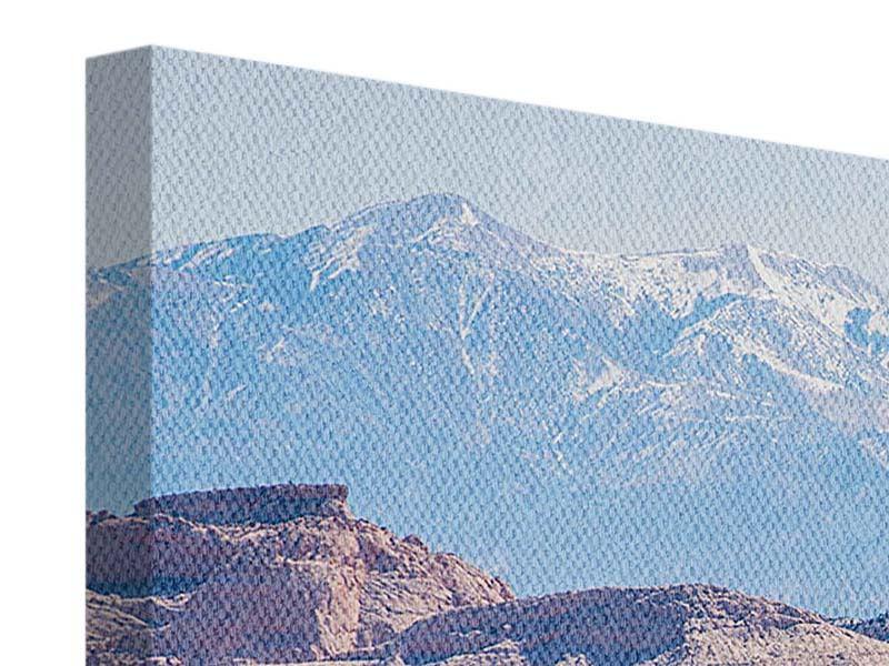 Leinwandbild 4-teilig Bruce-Canyon-Nationalpark