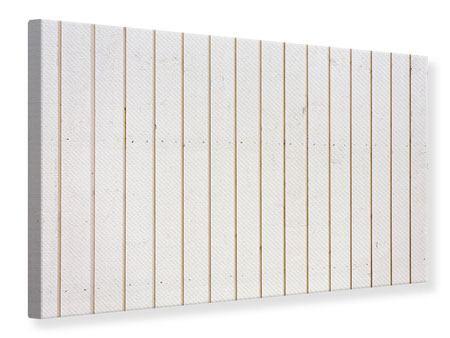 Leinwandbild Mediterranes Holz