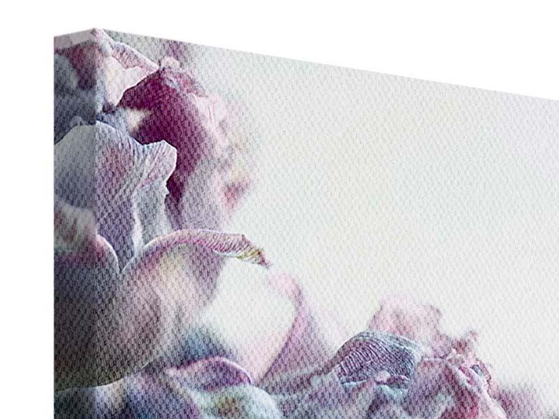 Leinwandbild Der Tulpenstrauss