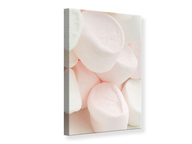 Leinwandbild Marshmallow