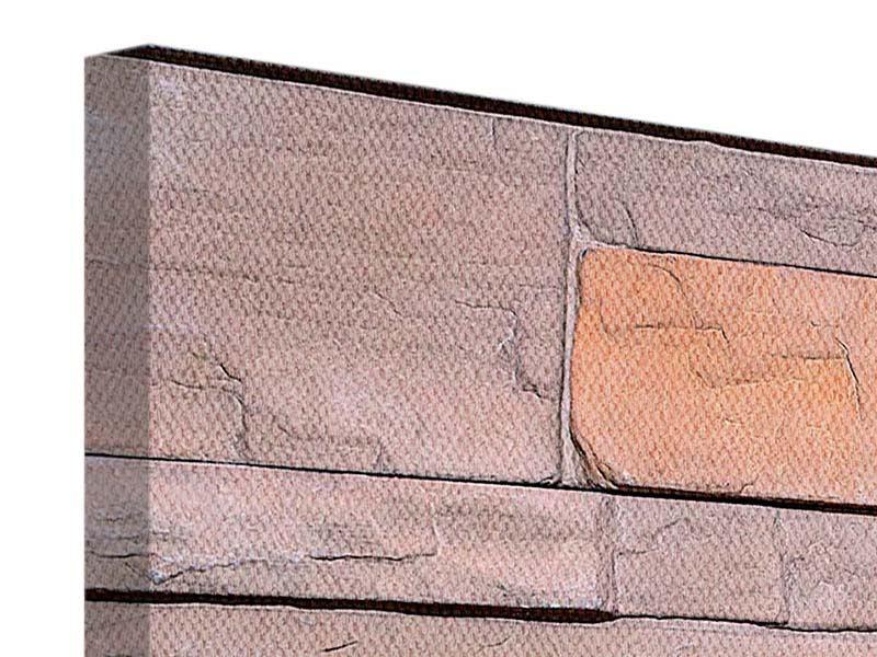 Leinwandbild Wall