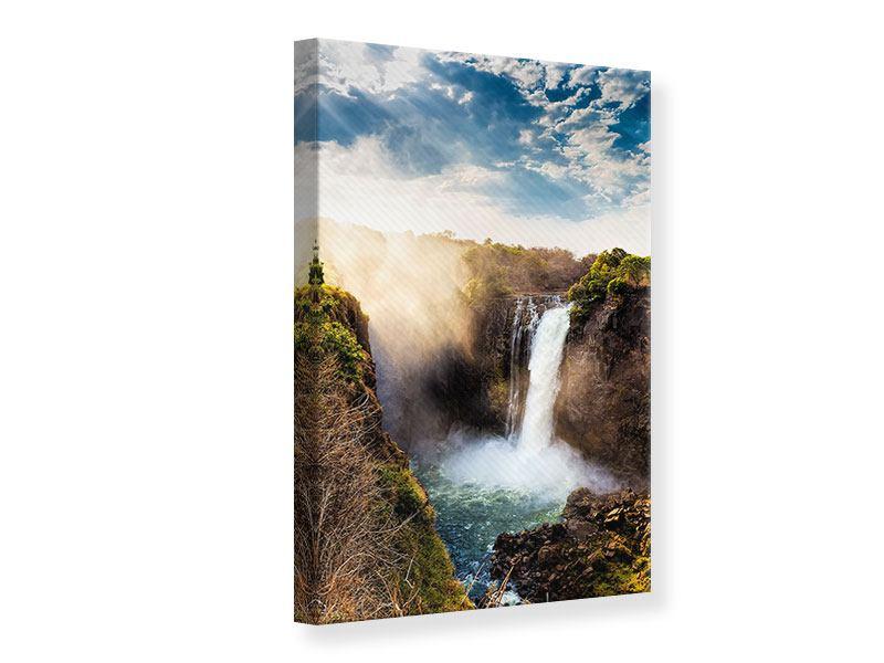Leinwandbild Victoria Falls